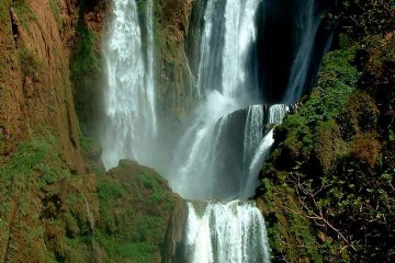 highest waterfall ouzoud day trip