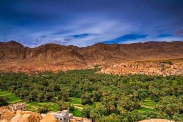 tinghir toudgha valley